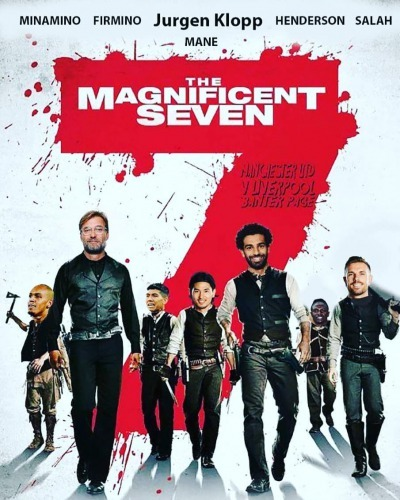 magnificent seven Crystal Palace 0 7 Liverpool