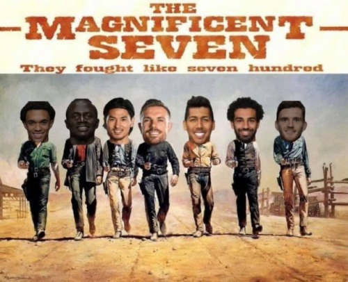 magnificent seven Crystal Palace 0_7 Liverpool