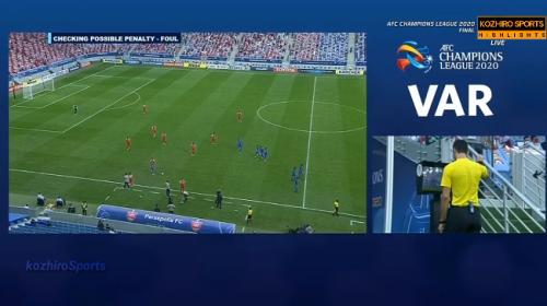 PERSEPOLIS FC 1 - 2 ULSAN HYUNDAI VAR penalty goals
