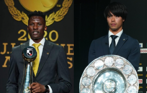 Michael Olunga named J League MVP Frontale packs Best XI with nine selections