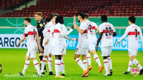 Endo Wataru Stuttgart 1_0 SC Freiburg
