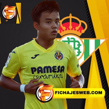 Real Betis is heavily interested in taking Take Kubo on loan in January