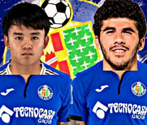 Real Madrid has given their YES to Getafe for the loan of Take Kubo