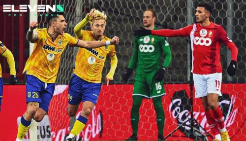 Suzuki Yuma goal assist Standard Liege 1_2 Sint Truiden