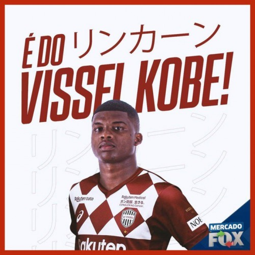 Flamengo and Vissel KobeFlag of Japan reached a deal for striker Lincoln according to UOL