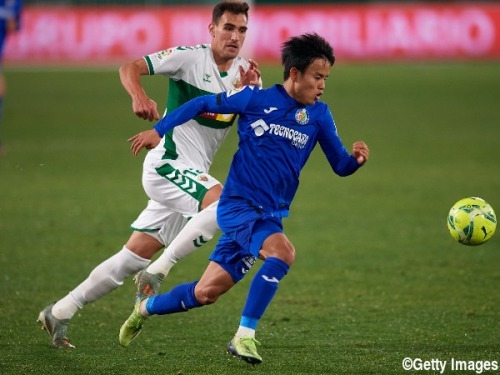 Kubo Getafe 1-0 Huesca