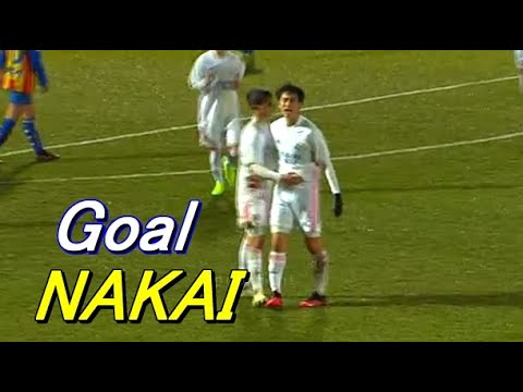 Takuhiro Nakai Pipi first goal at Juvenil A