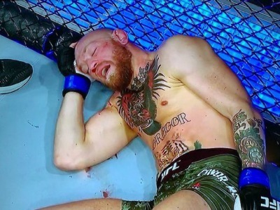 McGregor is finished