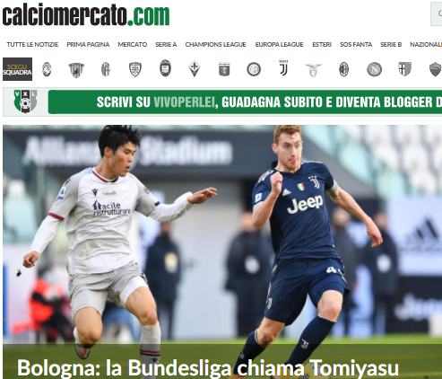 Gladbach Bayer an Tomiyasu interessiert