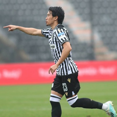 Kagawa Shinji paok league debut 2_2