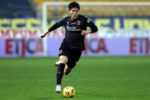 Takehiro Tomiyasu Parma 0_3 Bologna