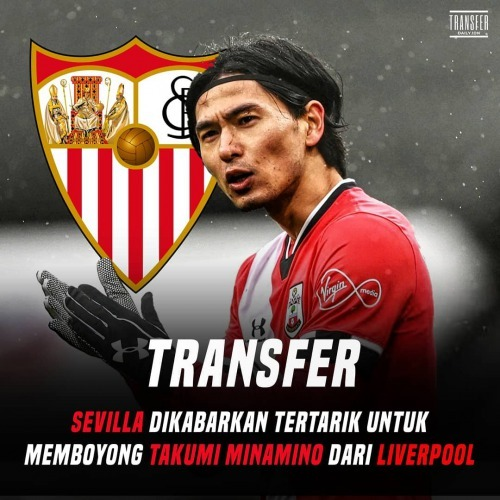 Minamino wanted by Sevilla after Southampton loan spell as Liverpool demand £9m