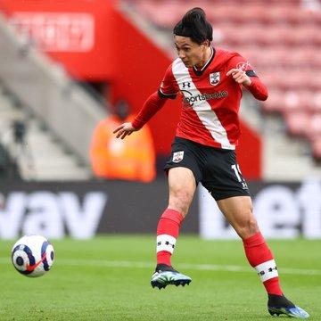 Southampton 1_0 Chelsea Takumi Minamino goal