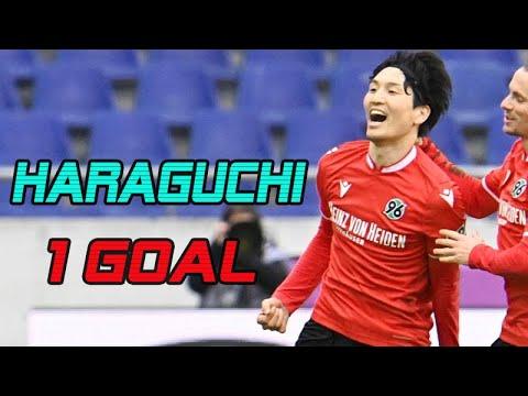 Hannover 1-0 Greuther Fürth - Genki Haraguchi goal