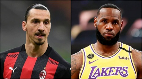 I will never shut up LeBron James responds to Ibrahimovic criticism