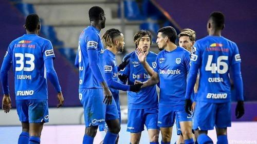 Ito junya goal KRC Genk 2_0 Cercle Brugge