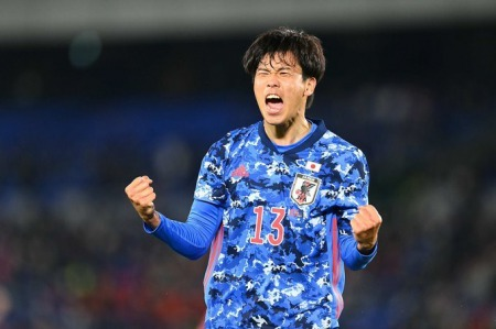 Japan 3_0 south korea yamane goal