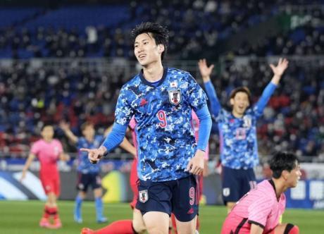 Daichi Kamada goal #JPN 3_0 KOR