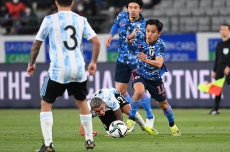La Sub 23 Argentina derrotó a Japón en su primer amistoso