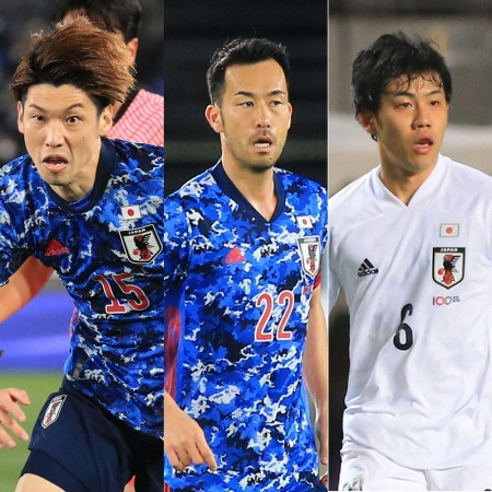 Which players will be the over age U24 Japan SamuraiBlue additions