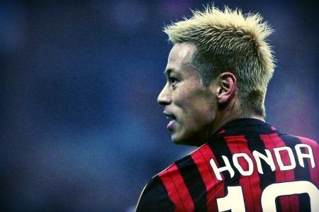 Keisuke Honda spills the beans on his time at Milan
