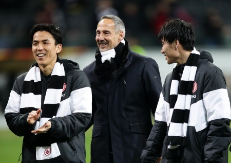 Eintracht Frankfurt Coach Adi Hütter activates release clause and will leave the club at the end of the season