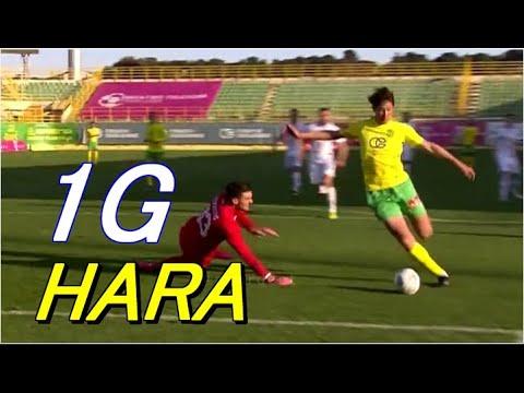 Hara Taich goal vs Rijeka in the Croatian Cup Semi