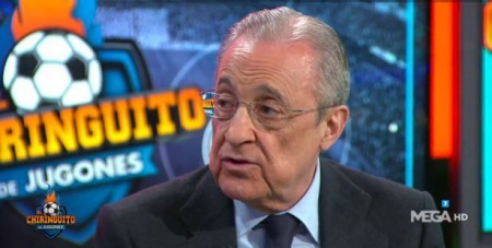 Perez If young people find football matches too long have to make the football matches shorter