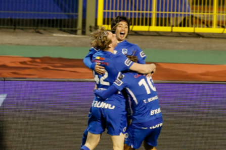 Standard Liège 0-1 Genk - Junya Ito goal