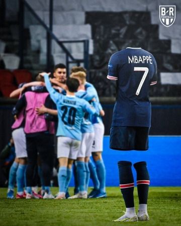 Mbappe today Zero shots on target against city