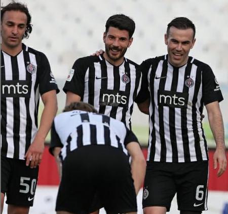 FK Proleter 1_3 FK Partizan Asano