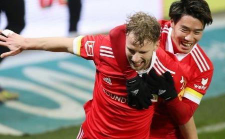 FC Union Berlin have turned winger Keita Endos loan move from Yokohama Marino into a permanent deal