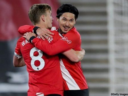 Minamino Southampton 1 - 1 Leicester