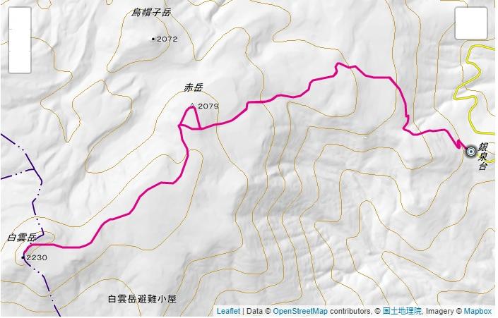 hakuun map