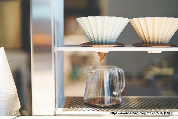 ニッコースタイル名古屋のコーヒー