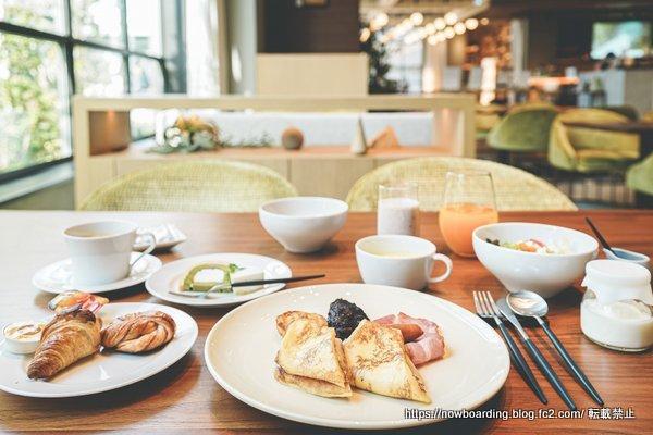 ニッコースタイル名古屋の朝食