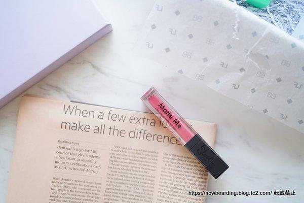 Sleek MakeUP Matte Me Liquid Lipstick 6ml