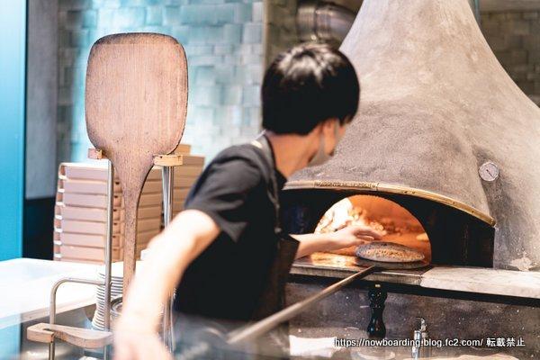 ノーガホテル秋葉原 ピザレストラン バー