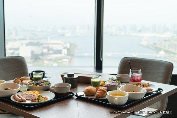 三井ガーデンホテル豊洲ベイサイドクロス 朝食