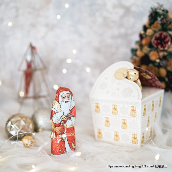 リンツ サンタ クリスマス
