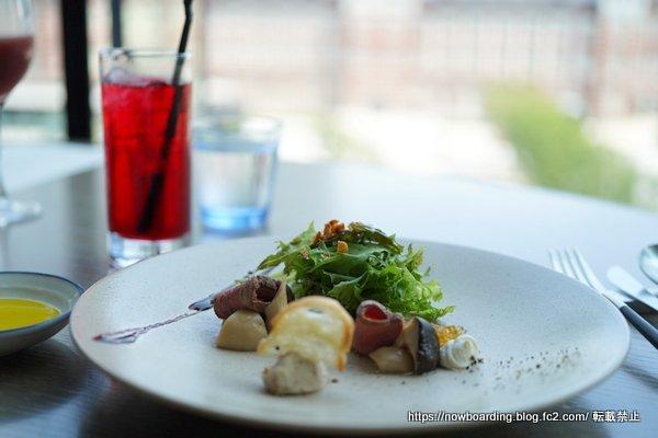 メゾン バルサック 丸の内 ランチ フレンチコース フランス料理 東京駅舎