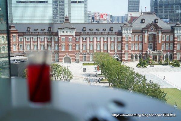 メゾン バルサック 丸の内 東京駅舎