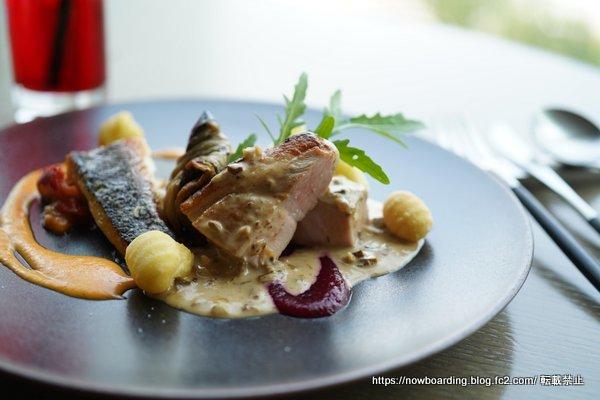メゾン バルサック 丸の内 ランチ フレンチコース フランス料理