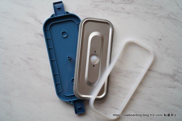 おひとりさま用超高速弁当箱炊飯器 洗い方