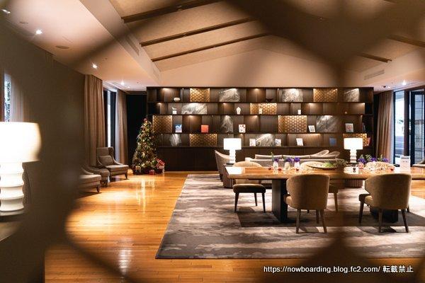 ホテル ザ セレスティン東京芝 ラウンジ 使ってみた感想ブログ
