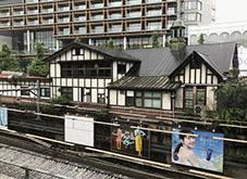 2020612進原宿駅裏側