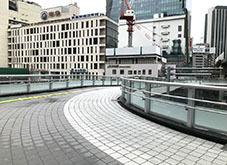 2020625渋谷歩道橋最終工事4