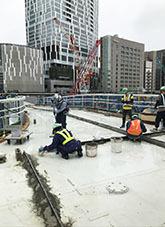 2020625渋谷歩道橋最終工事1