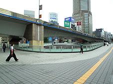 2020731blog_渋谷歩道橋開通日5