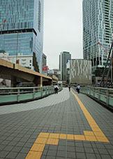 2020731blog_渋谷歩道橋開通日2